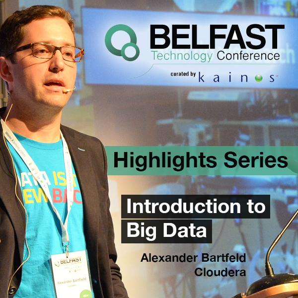 Intro big data