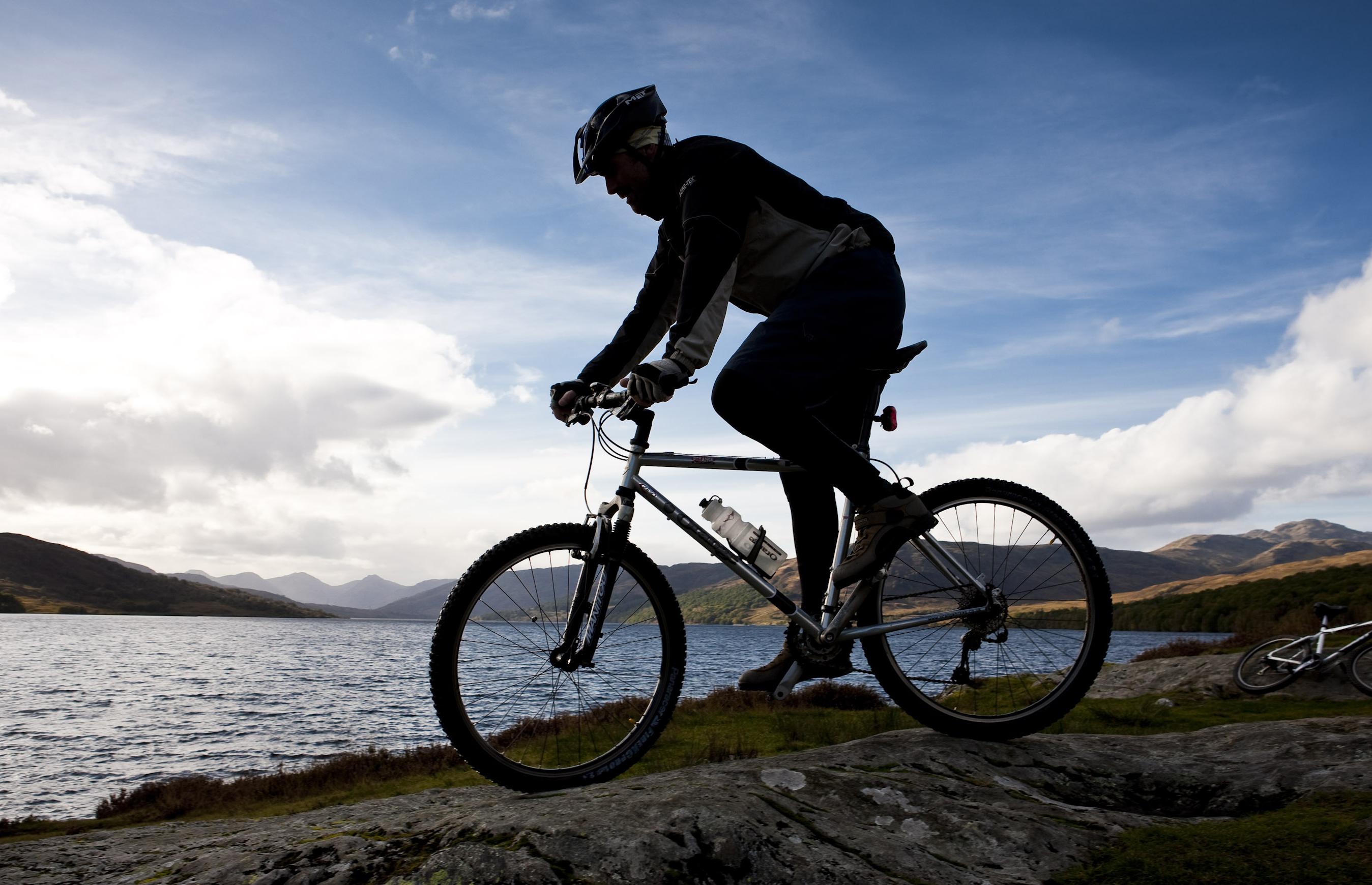 Cycling mountain biking spotlight1