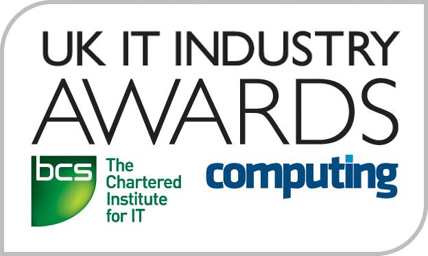 Uk it awards logo