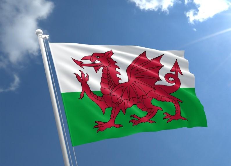 Wales flag std2 1