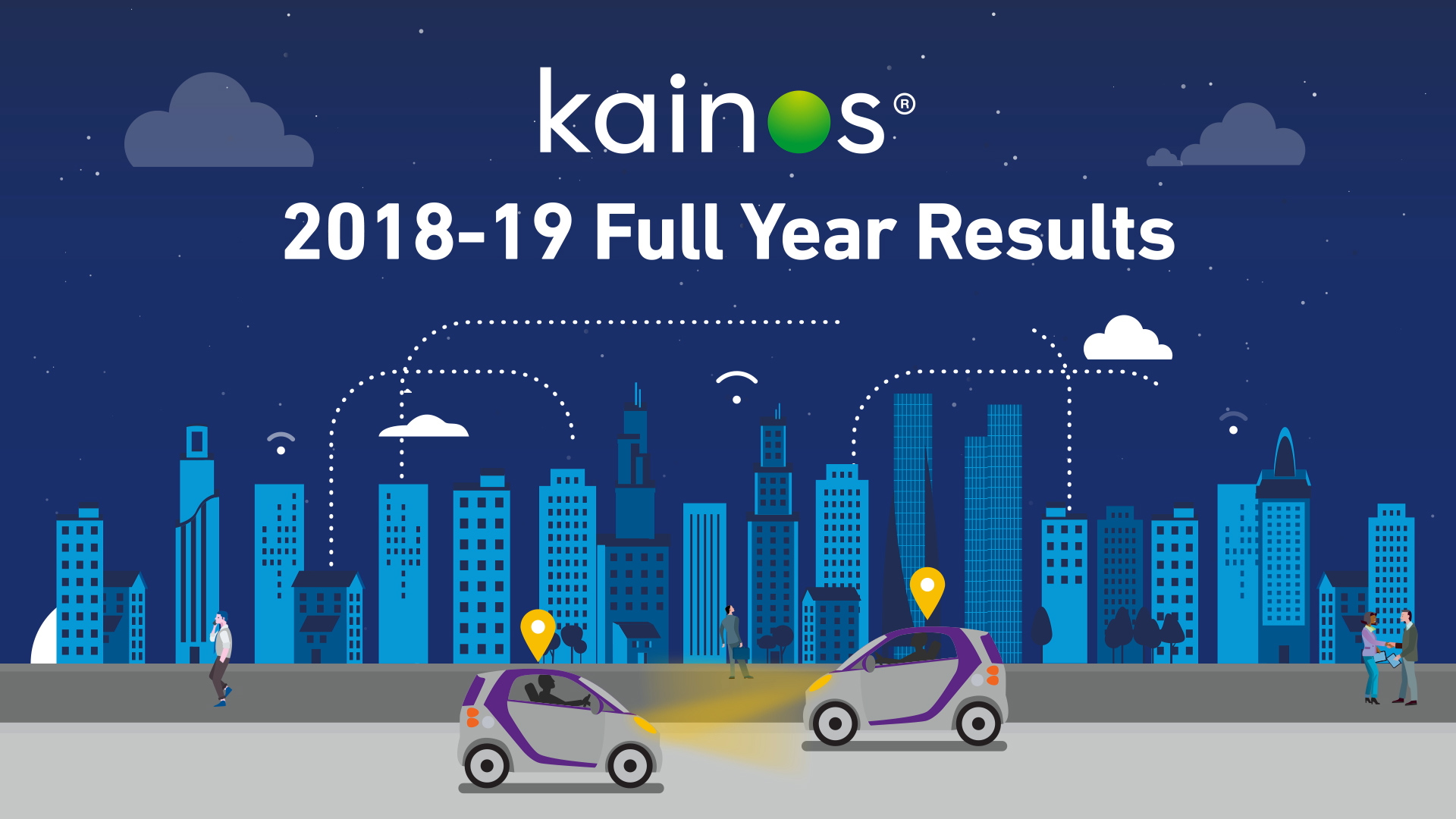 Kainos announces 2018 19 results