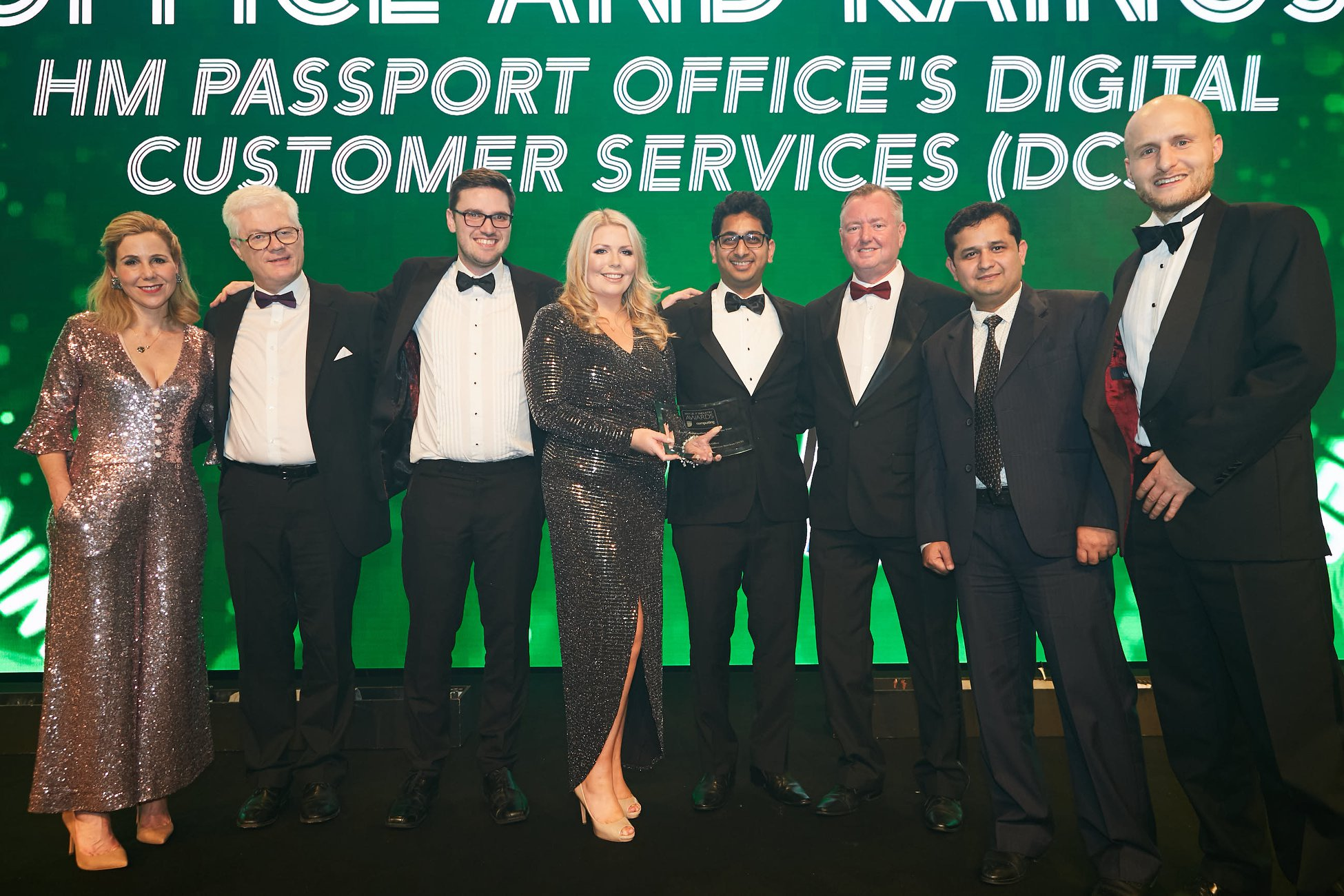 Uk it awards hmpo team